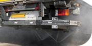 Lavaggio per camion con rulli e lavaggio a pressione per sottomezzi