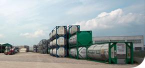 Noleggio Container e Chassis