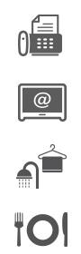 Doccia, fax, wi-fi e servizio di ristorazione per autotrasportatori